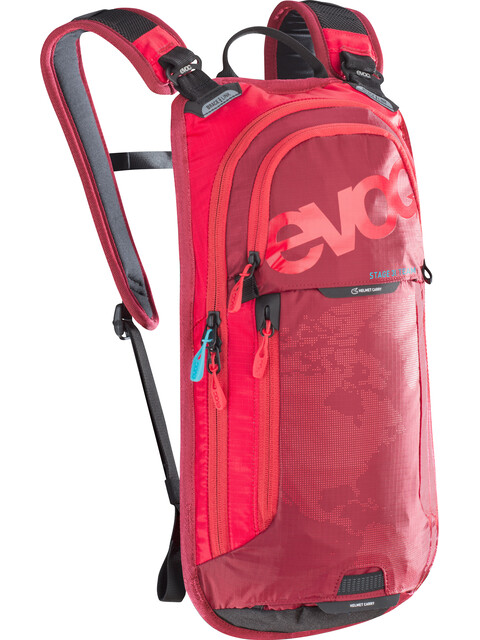 Evoc Stage Team Backpack 3 L red-ruby